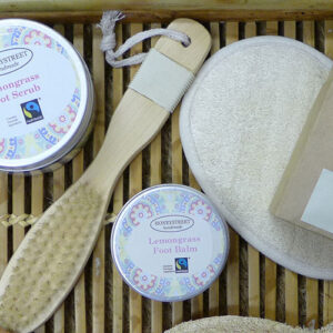 Foot Pamper Range